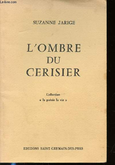 L'OMBRE DU CERISIER - COLLECTION