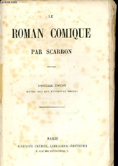 LE ROMAN COMIQUE.