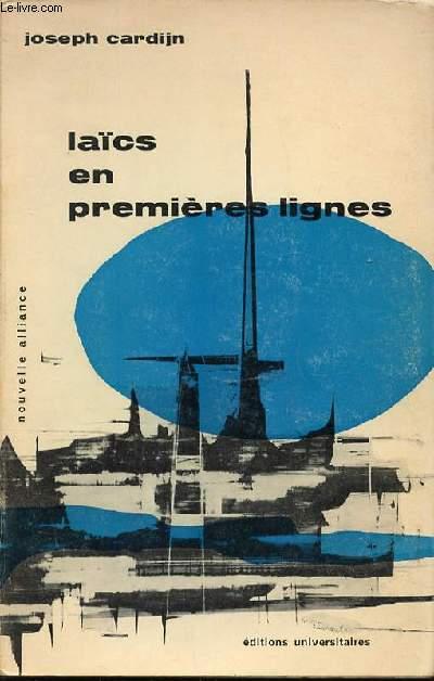 LAICS EN PREMIERES LIGNES - COLLECTION