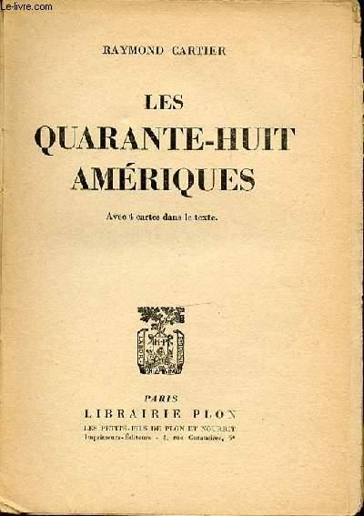LES QUARANTE-HUIT AMERIQUES.