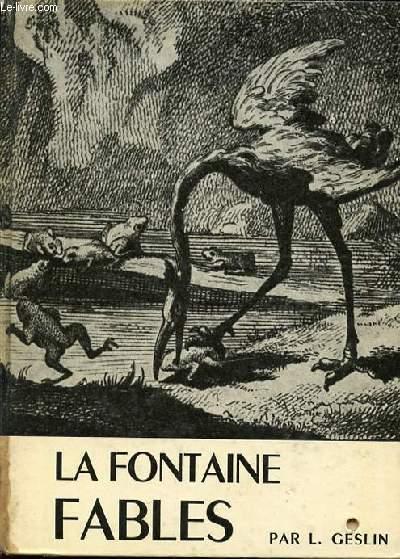 LES FABLES DE LA FONTAINE.