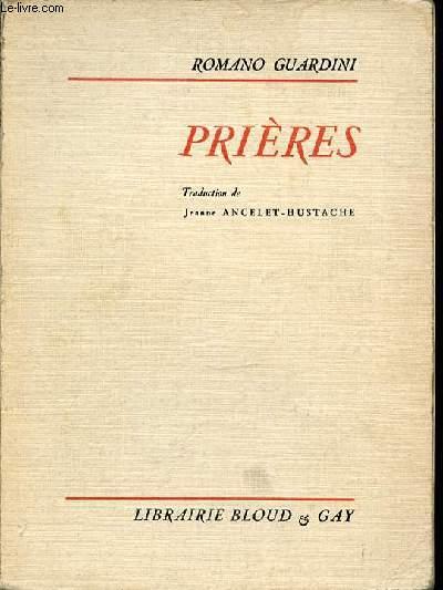 PRIERES.