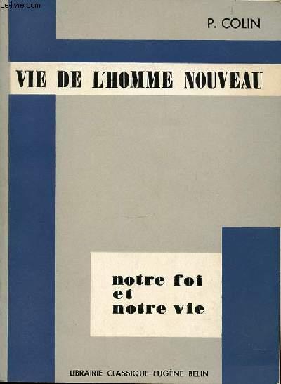VIE DE L'HOMME NOUVEAU - COLLECTION