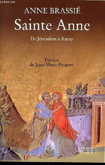 SAINTE ANNE DE JERUSALEM A AURAY.