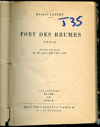 PORT DES BRUMES - COLLECTION