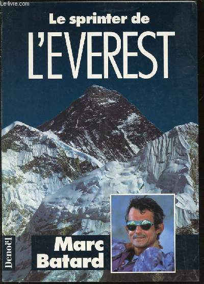 LE SPRINTER DE L'EVEREST.