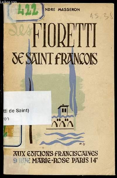 LES FIORETTI DE SAINT FRANCOIS