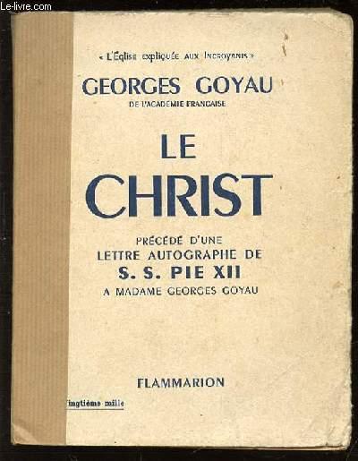 LE CHRIST - COLLECTION