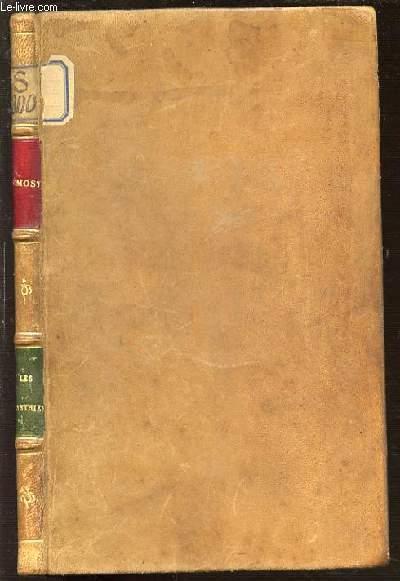 NOUVELLE BIBLIOTHEQUE GRECQUE DES ASPIRANTS AU BACCALAUREAT ES LETTRES - DEMOSTHENE, PREMIERE OLYNTHIENNE.