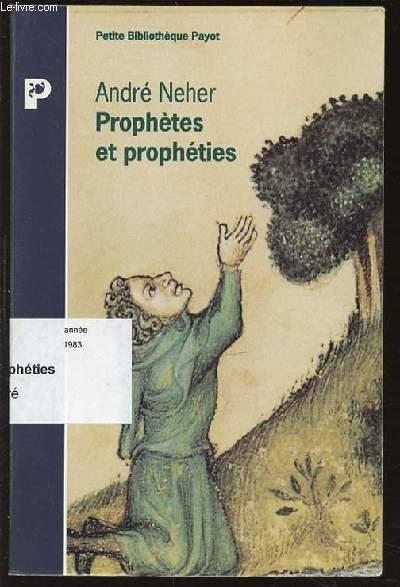 PROPHETES ET PROPHETIES.