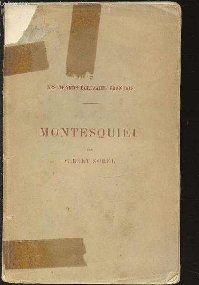 MONTESQUIEU - COLLECTION