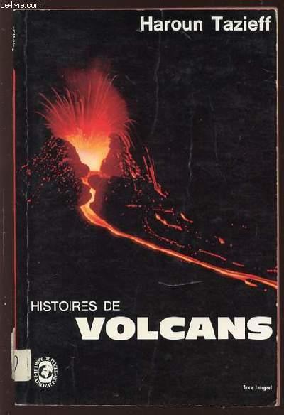 HISTOIRES DE VOLCANS.