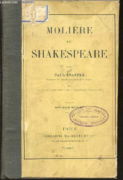MOLIERE ET SHAKESPEARE.