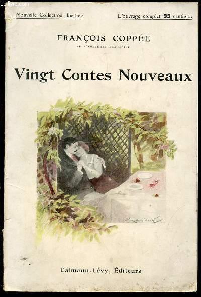 VINGT CONTES NOUVEAUX - NOUVELLE COLLECTION ILLUSTREE.