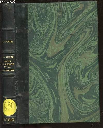 LA LUTTE CONTRE LA CHERTE ET LA COOPERATION - COURS SUR LA COOPERATION AU COLLEGE DE FRANCE : DECEMBRE 1924 - MARS 1925.