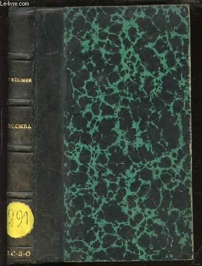 COLOMBA - LA VENUS D'ILLE. LA BIBLIOTHEQUE PRECIEUSE.