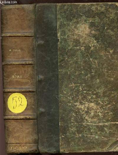 ROME - BIBLIOTHEQUE CHARPENTIER / COLLECTION