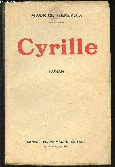 CYRILLE.