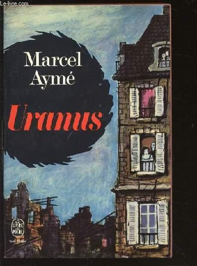 URANUS - COLLECTION LE LIVRE DE POCHE N°2114.