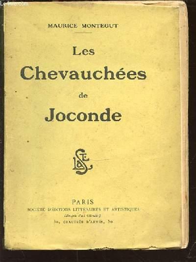 LES CHEVAUCHEES DE JOCONDE.