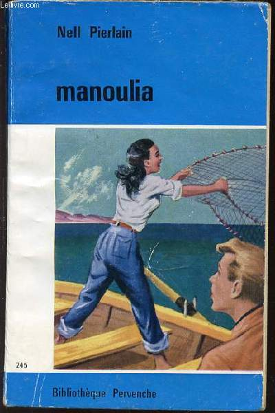 MANOULIA - BIBLIOTHEQUE PERVENCHE N°245.