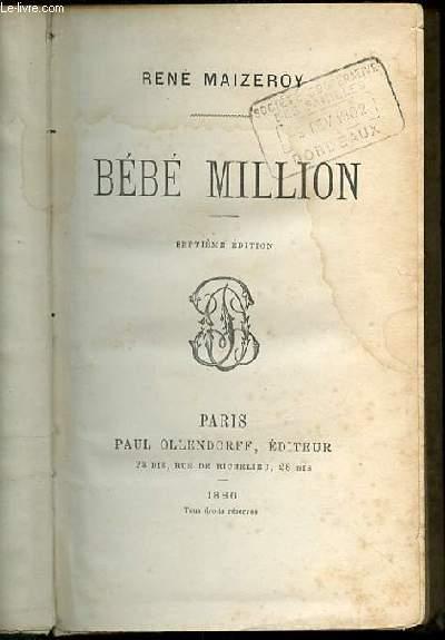 BEBE MILLION.
