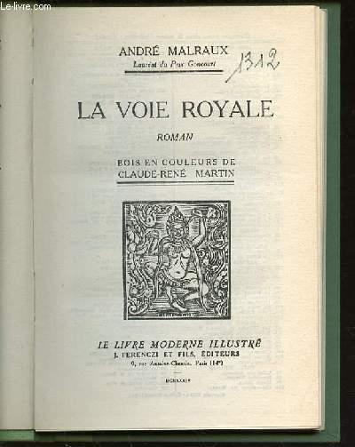 LA VOIX ROYALE - ROMAN.