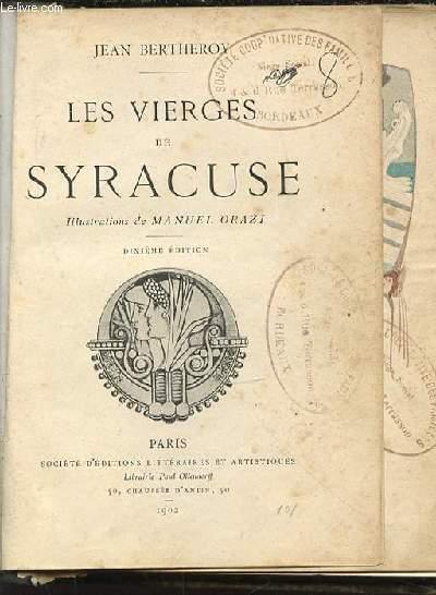 LES VIERGES DE SYRACUSE.