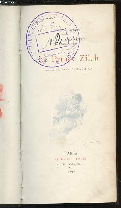 LE PRINCE ZILAH - COLLECTION
