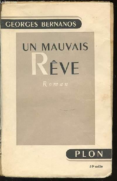 UN MAUVAIS REVE.
