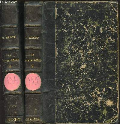 LA PETITE SOEUR EN 2 TOMES (1+2) - EDITION ILLUSTREE SPECIALE POUR LA JEUNESSE.