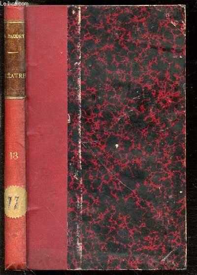 THEATRE : LISE TAVERNIER (DRAME EN 5 ACTES ET 7 TABLEAUX) + LA NABAB (PIECE EN 7 TABLEAUX).