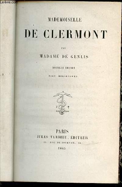 MADEMOISELLE DE CLERMONT.