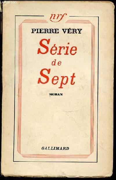 SERIE DE SEPT.