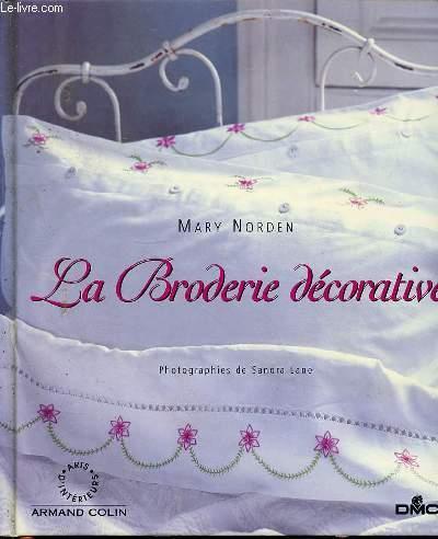 LA BRODERIE DECORATIVE - COLLECTION