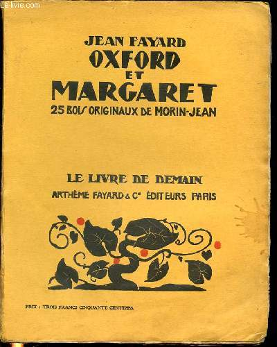 OXFORD ET MARGARET - COLLECTION