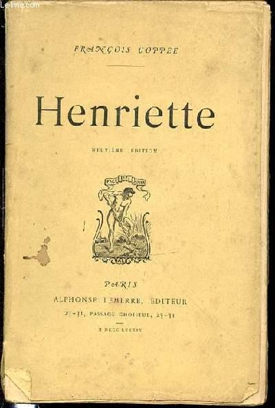 HENRIETTE.