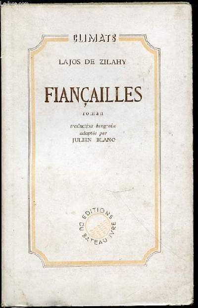 FIANCAILLES - COLLECTION