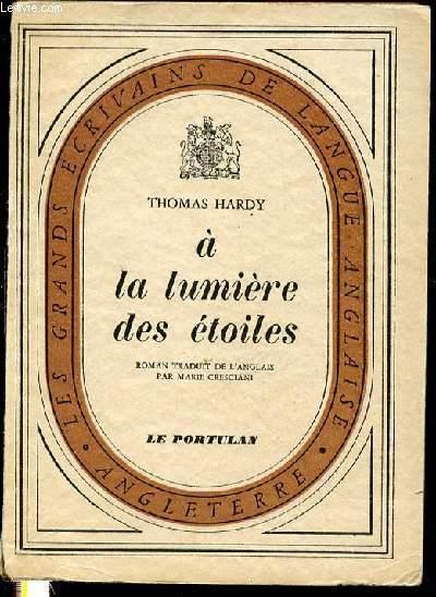 A LA LUMIERE DES ETOILES - COLLECTION