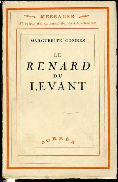 LE RENARD DU LEVANT - COLLECTION