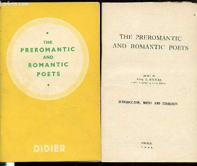 THE PREROMANTIC AND ROMANTIC POETS.