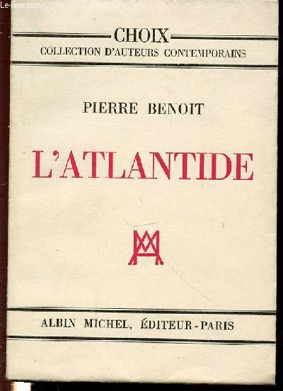 L'ATLANTIDE - COLLECTION