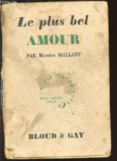 LE PLUS BEL AMOUR - COLLECTION