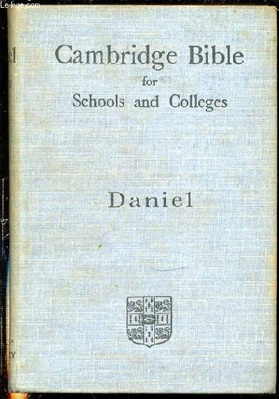 CAMBRIDGE BIBLE FOR SCHOOLS AND COLLEGES.