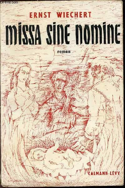MISSA SINE NOMINE - ROMAN.