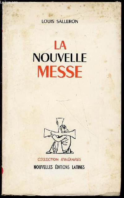 LA NOUVELLE MESSE - COLLECTION ITINERAIRES.