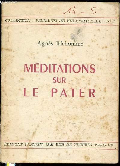 MEDITATIONS SUR LE PATER - COLLECTION
