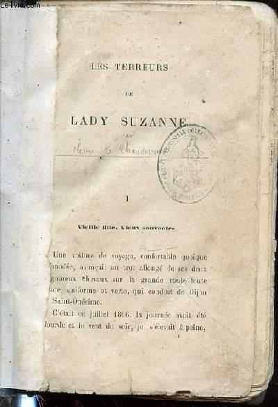 LES TERREURS DE LADY SUZANNE.