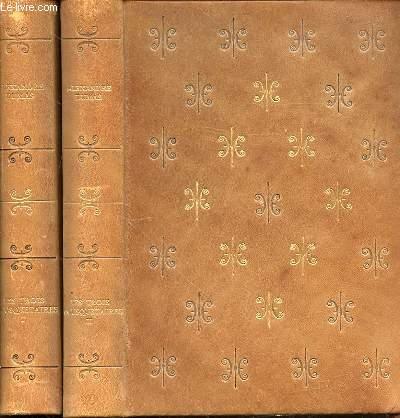 LES TROIS MOUSQUETAIRES EN 3 TOMES (1+2+3) - ILLUSTREES PAR SAINT-JUSTH.