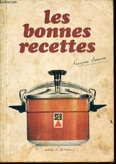 LES BONNES RECETTES.